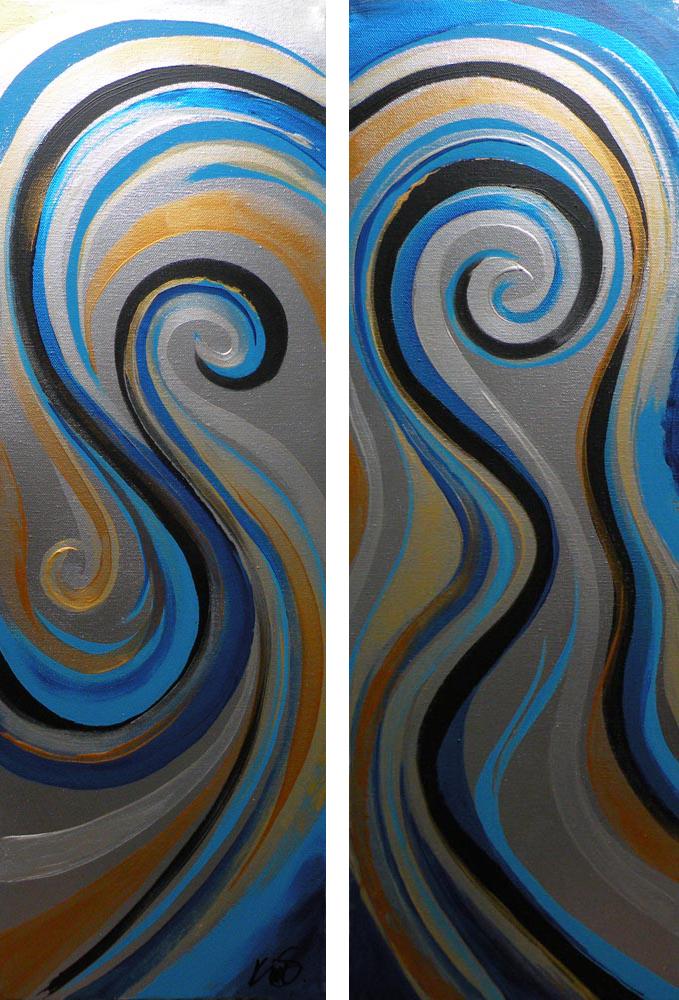 Wind Spirals