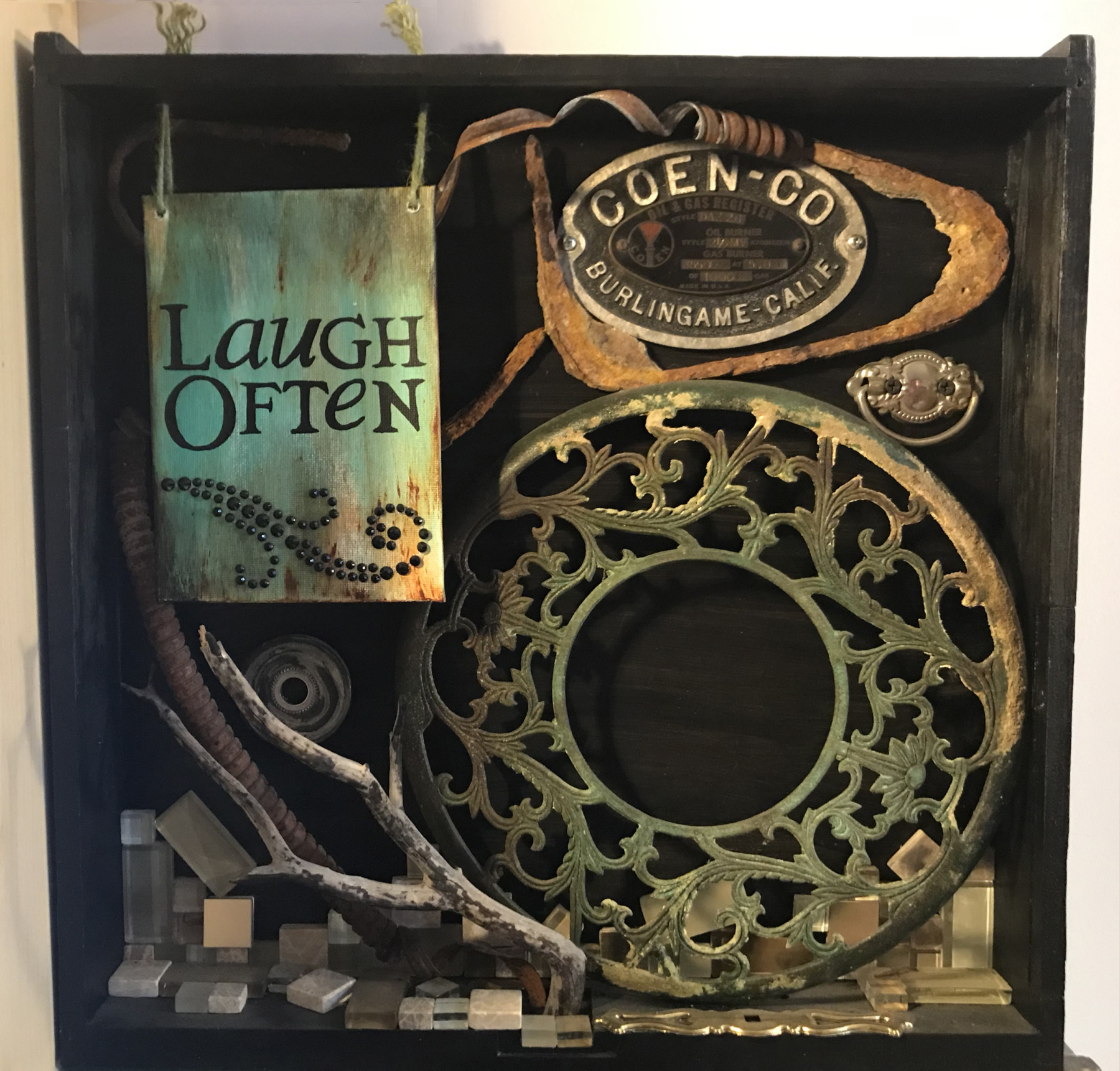 Laugh Often Shadowbox