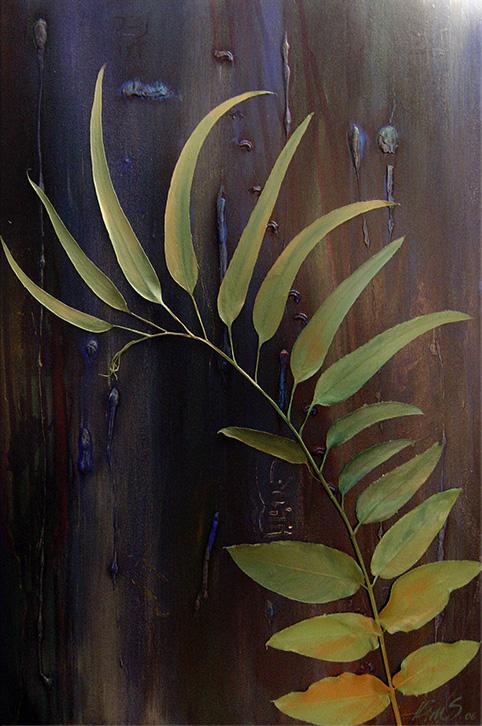 Waving Leaves